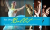 "San Diego Ballet - Horton Plaza: $20 for Ticket to ""Romeo and Juliet"" at Lyceum Theatre ($40 Value). Buy Here for February 13 at 8 p.m. Click Below for Additional Dates and Times."