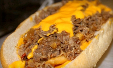 $10 Groupon for Cheesesteaks and American Fare - Chubby's Cheesesteaks in Milwaukee