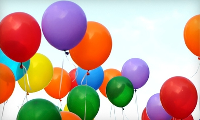 Whimsy - Harahan: $10 for $20 Worth of Balloons at Whimsy