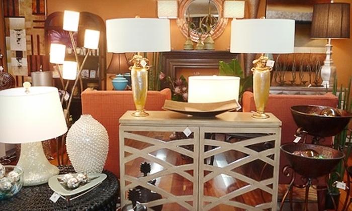 Protea Dekor - Ridgeland: Interior Décor or an Interior-Design Consultation from Protea Dekor