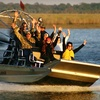 Up to 56% Off Airboat Tour for 2 or 4 in Mims
