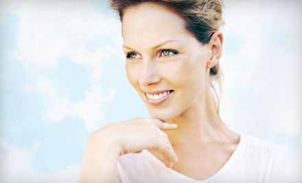 Laser Rejuvenation on Crow's Feet and Eyelids or Neck with Consult (a $450 value) - VaVoom in Loveland