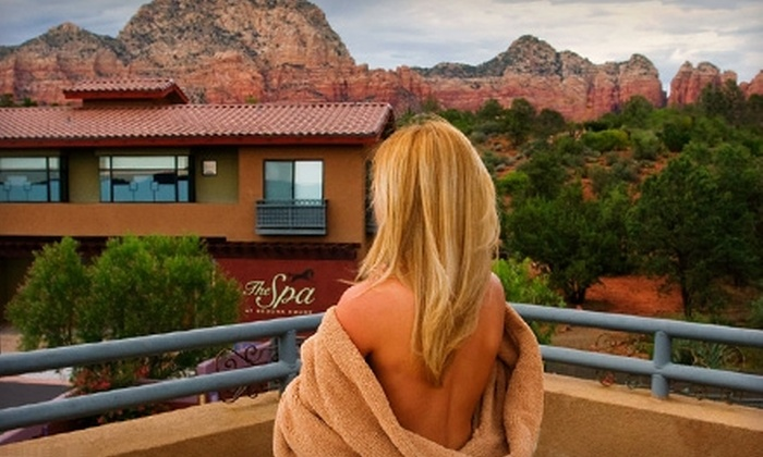 Sedona Rouge Hotel & Spa - Sedona: $229 for Two-Night Luxury Hotel Stay at Sedona Rouge Hotel & Spa in Arizona (Up to $458 Value)