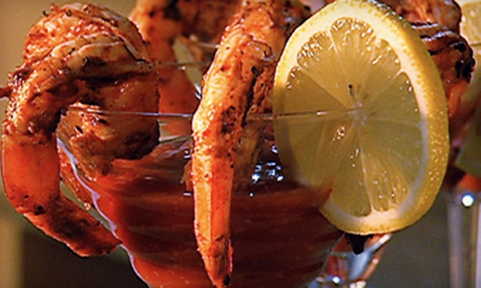 Flaming Torch - West Riverside: French Cuisine for Lunch or Dinner at Flaming Torch