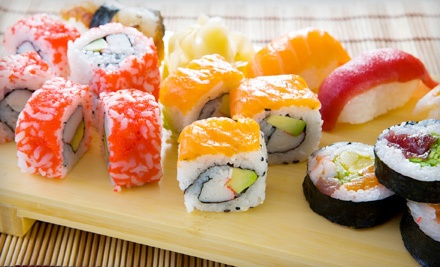 $20 Groupon to Makkara Sushi & Japanese Grocery - Makkara Sushi & Japanese Grocery in Ann Arbor