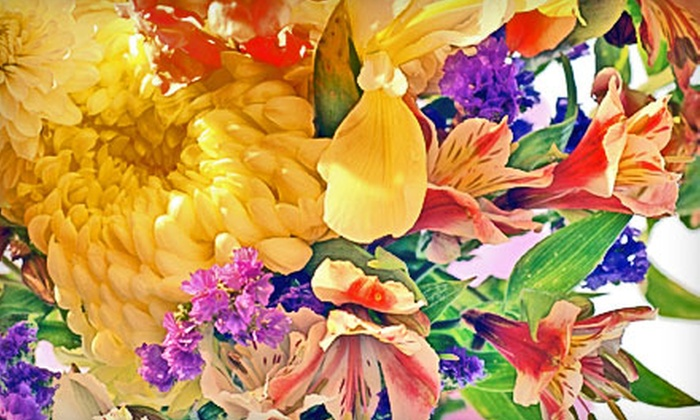 Johnson Floral Company - Boise City: $25 for $50 Worth of Floral Arrangements at Johnson Floral Company