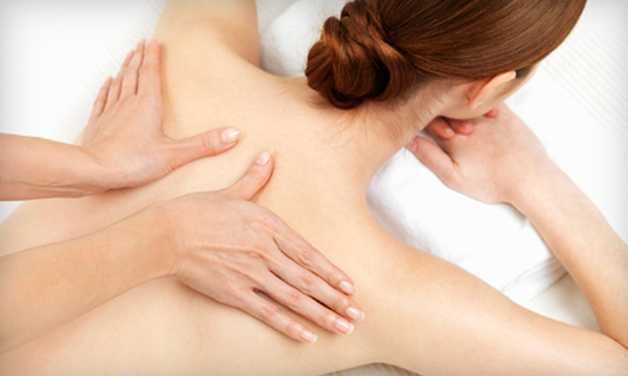 Solstice Massage Spa - Downtown Clovis: $20 for a Swedish Massage at Solstice Massage Spa in Clovis (Up to $45 Value)