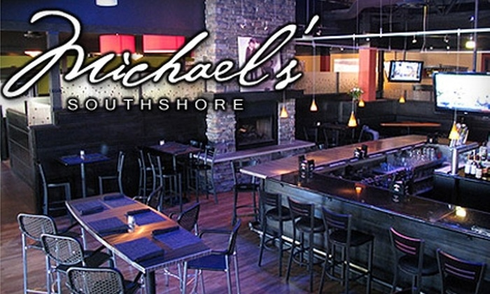 Michael's Southshore Restaurant  - Lawrence: $20 for $40 Worth of New American Fare at Michael's Southshore Restaurant