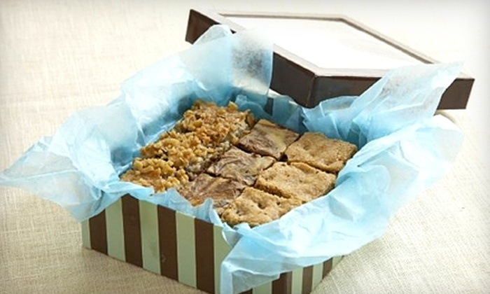 Emily's Edibles: $25 for Two Pastry Gift Boxes from Emily's Edibles ($50 Value)