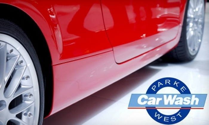 Parke West Car Wash - Baltimore: $7 for an Exterior Soft-Cloth Wash ($14 Value), $14 for Two Exterior Soft-Cloth Washes ($28 Value) or $21 for Three Exterior Soft-Cloth Washes ($42 Value) at Parke West Car Wash in Glen Burnie