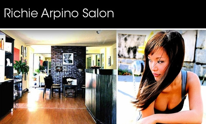 Richie Arpino Salon - South Tuxedo Park: $30 for $75 of Salon Services at Richie Arpino Salon