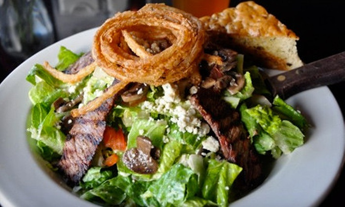 Bremerton Bar and Grill - Bremerton: $12 for $25 worth of American Fare at Bremerton Bar and Grill
