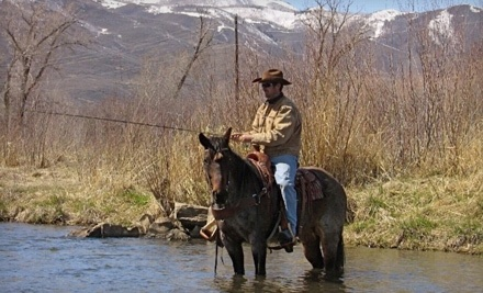 Rocky Mountain Outfitters: Horseback Ride - Rocky Mountain Outfitters in Midway