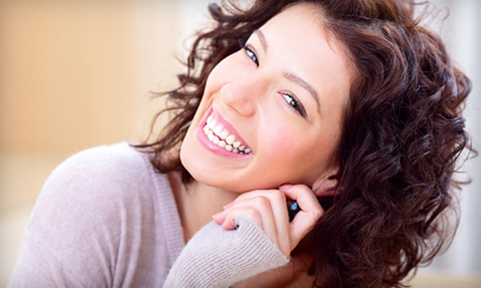 Donald J. Clausen, DDS - Downtown West: Dental Cleaning, Exam, and X-rays with or without Whitening from Dr. Donald J. Clausen, DDS (Up to 84% Off)