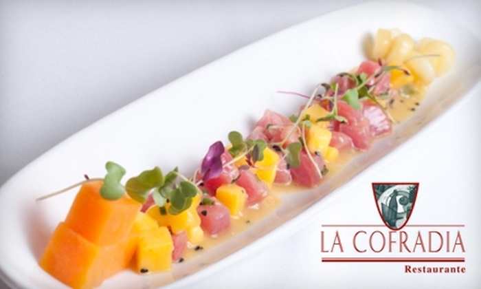 La Cofradia - Crafts: $20 for $40 Worth of Peruvian Cuisine and Drinks at La Cofradia in Coral Gables