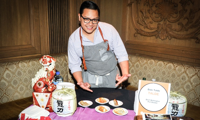 Food Network New York City Wine & Food Festival presented by FOOD & WINE - Buddakan NYC: $56 for Entry to Dim Sum Party Hosted by Dale Talde at Buddakan on Sunday, October 19 ($120 Value)