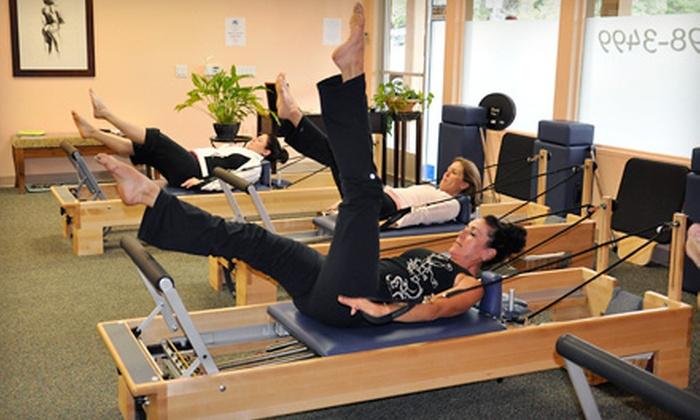 Novato Pilates - Novato: Five Pilates Springboard Classes or Five Pilates Reformer Classes at Novato Pilates