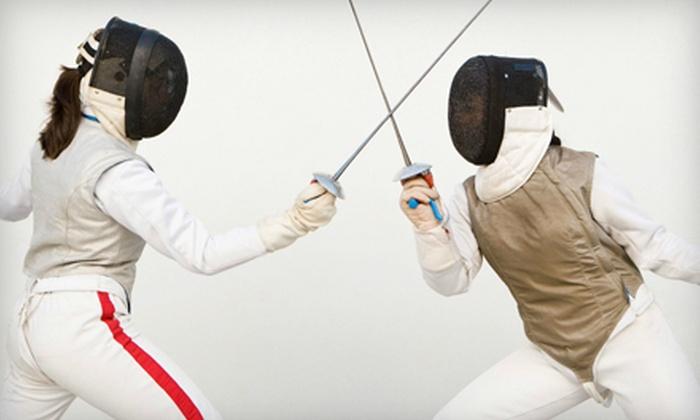 Salt Lake Fencing - South Salt Lake City: $40 for Two Two-Hour Group Fencing Classes at Salt Lake Fencing ($120 Value)