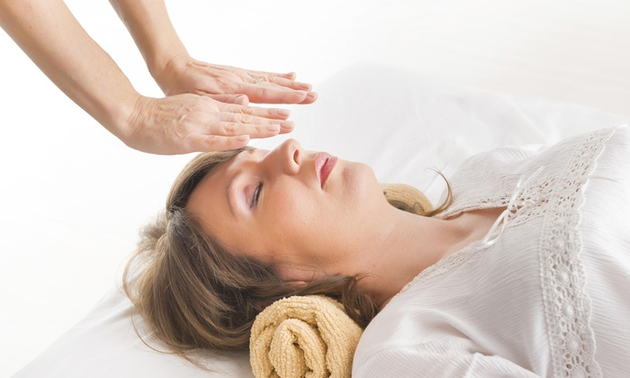 Violet Bloom - Multiple Locations: A Reiki Treatment at Violet Bloom (30% Off)