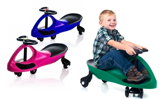 Coastal Auto Group >> Lil' Rider Wiggle Ride-on Car | Groupon Goods