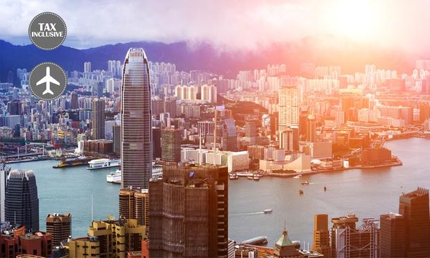Hong Kong: SIA Return Flights 0