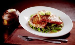 Christ Restaurant: 2-daniowa kolacja dla 2 osób za 59,99 zł lub 3-daniowa kolacja dla 2 osób za 79,99 zł w Christ Restaurant