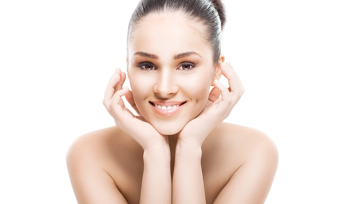 NU-Derm Aesthetics Lifestyle Wellness - Pasadena Ave South: $59 for a European Facial with an Obagi Blue Radiance Peel at NU-Derm Aesthetics ($190 value)