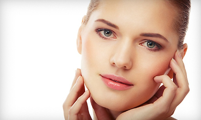Michigan Beauty Institute - Wyoming: Microcurrent and Elastin-Infusion Treatment for the Face or Body at Michigan Beauty Institute (Up to 74% Off)