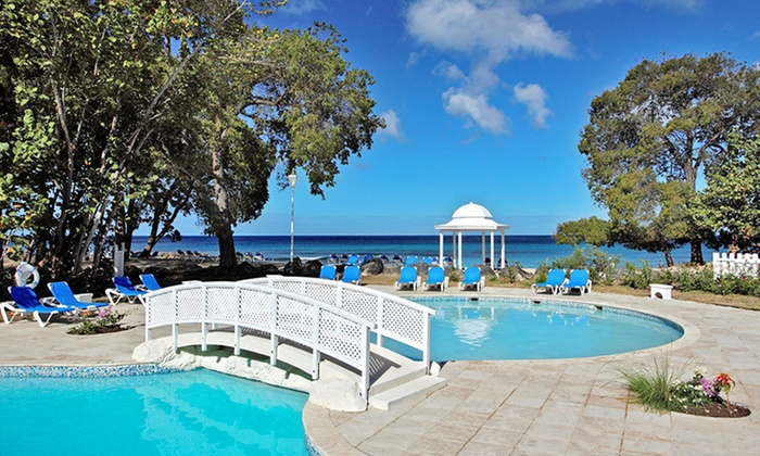 Beach Resort With Meal Plan In Barbados