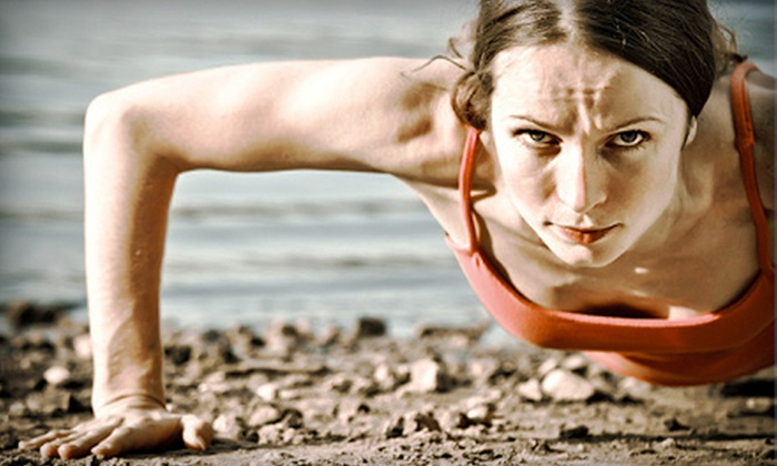 Bring it Bootcamp - Miami: 10 or 20 Boot-Camp Sessions at Bring it Bootcamp (Up to 81% Off)