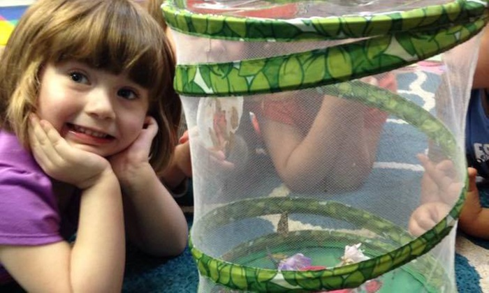 A+ Preschool - Kannapolis: $94 for $200 Two Weeks of Summer Camp — A+ Preschool
