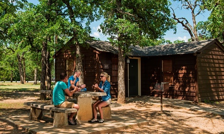 One-Night Stay for Two, Four, or Six at Lake Murray Lodge (Up to 51% Off)