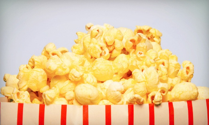 Varsity Theatre - Downtown Chapel Hill: $10 for Six Movie Admissions and One Small Bag of Popcorn at The Varsity Theatre ($23 Value)