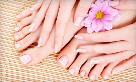 Organic Spa Manicure (a $29 value) - Ehmi Nail, Salon & Spa in Flower Mound