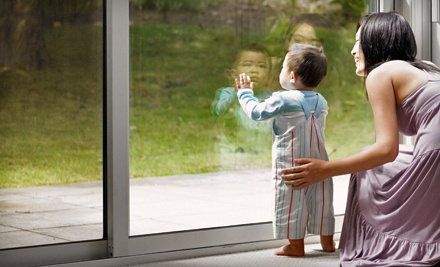 Exterior and Interior Window Cleaning for Up to 15 Windows, 1-2 Hours (a $150 value) - Northern Seasonal Services, LLC. in