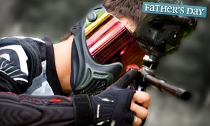 Windsor Xtreme Paintball - South Walkerville: $25 for a Trial Paintball Package for Two at Windsor Xtreme Paintball (Up to $50 Value)