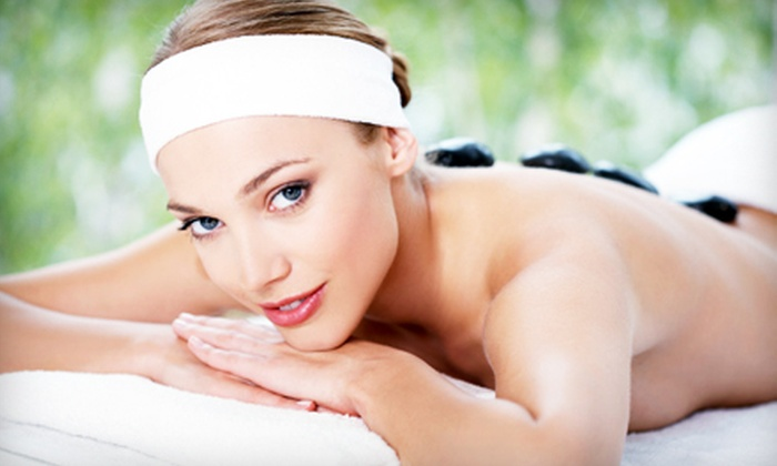 Lily of the Valley Spa - Westminster: One or Three One-Hour Hot-Stone Massages at Lily of the Valley Spa (Up to 80% Off)