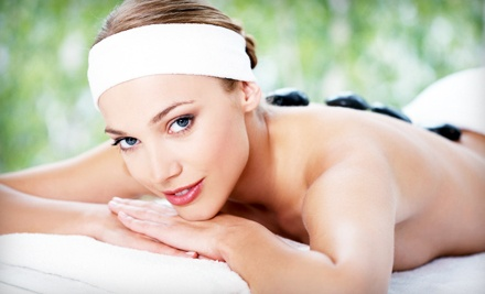 1-Hour Hot Stone Massage (a $150 value) - Lily of the Valley Spa in London