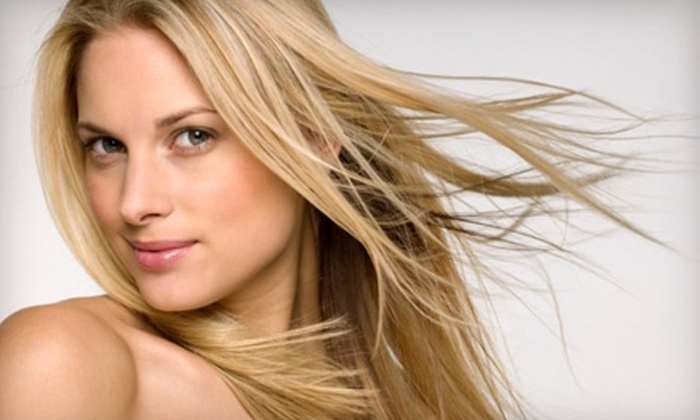 Solé Salon and Spa Clinic - Emeryville: $25 for $50 Worth of Salon Services at Solé Salon and Spa Clinic in Emeryville