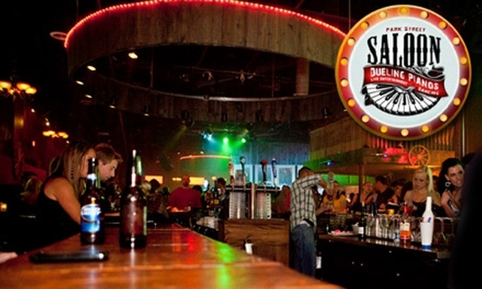 Park Street Saloon - Downtown Columbus: $10 for $25 Worth of Pub Fare or $25 for a Party Package at Park Street Saloon