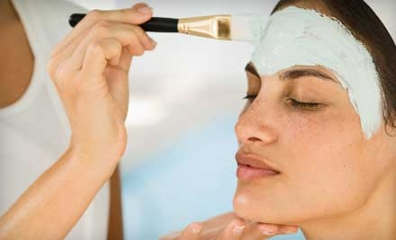 Three 75-Minute Facials (a $165 Value) - Seven Layer Skin in Johnston
