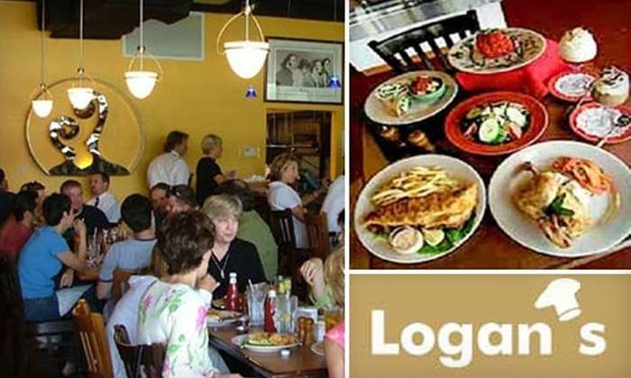 Logan's Bistro - Park Lake/ Highland: $15 for $30 Worth of Bistro Fare at Logan's Bistro