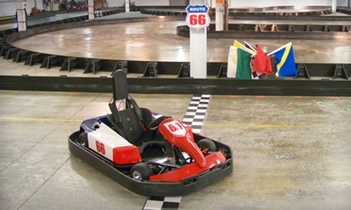 Tri-State Speedway - Webster: $20 for $45 Worth of Go-Karting, Games, and Pub Fare at Tri-State Speedway in Dudley