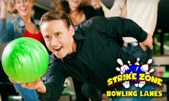 Strike Zone Bowling Lanes - Southaven: Up to 63% Off Bowling at Strike Zone Bowling Lanes in Southaven, MS. Two Packages Available.