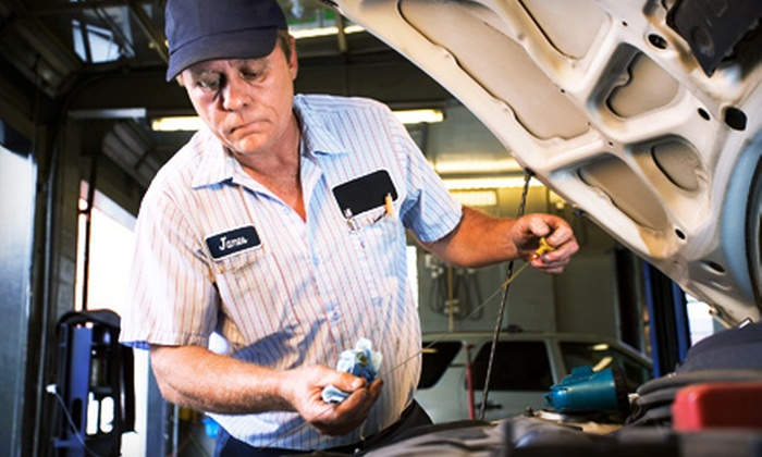 The Clean Machine - Framingham: Oil Change and Detailing for a Car or a Van or SUV at The Clean Machine in Framingham