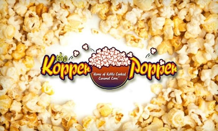 The Kopper Popper - Fairlawn: $5 for $10 Worth of Popcorn at The Kopper Popper
