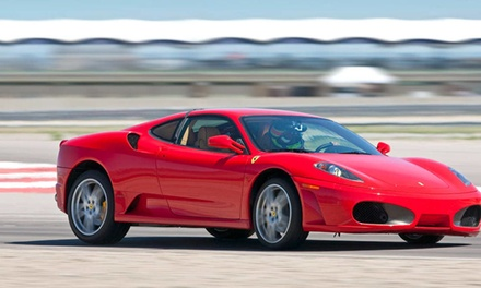 Up to 51% Off Exotic Car Driving and Air Show  at Precision Exotics