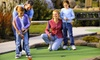 Lilli Putt - Coon Rapids: $22 for Go-Kart and Mini-Golf Outing for Four at Lilli Putt Family Entertainment Center in Coon Rapids (Up to $44 Value)