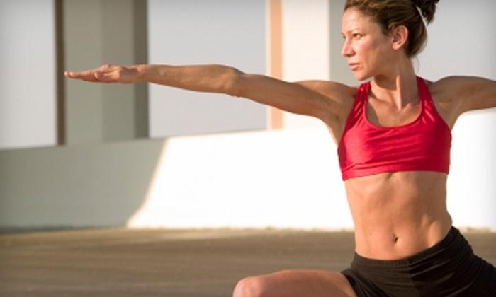 Yoga Center of Lodi - Lodi: Yoga Center of $20 for One Month of Unlimited Yoga at Yoga Center of Lodi ($90 Value)
