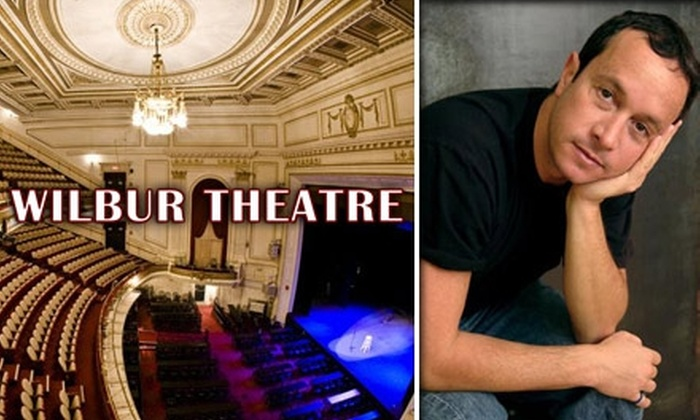 Wilbur Theatre - Downtown: $20 for a Ticket to See Pauly Shore at The Wilbur Theatre on February 12, 2010, at 7:30 p.m.